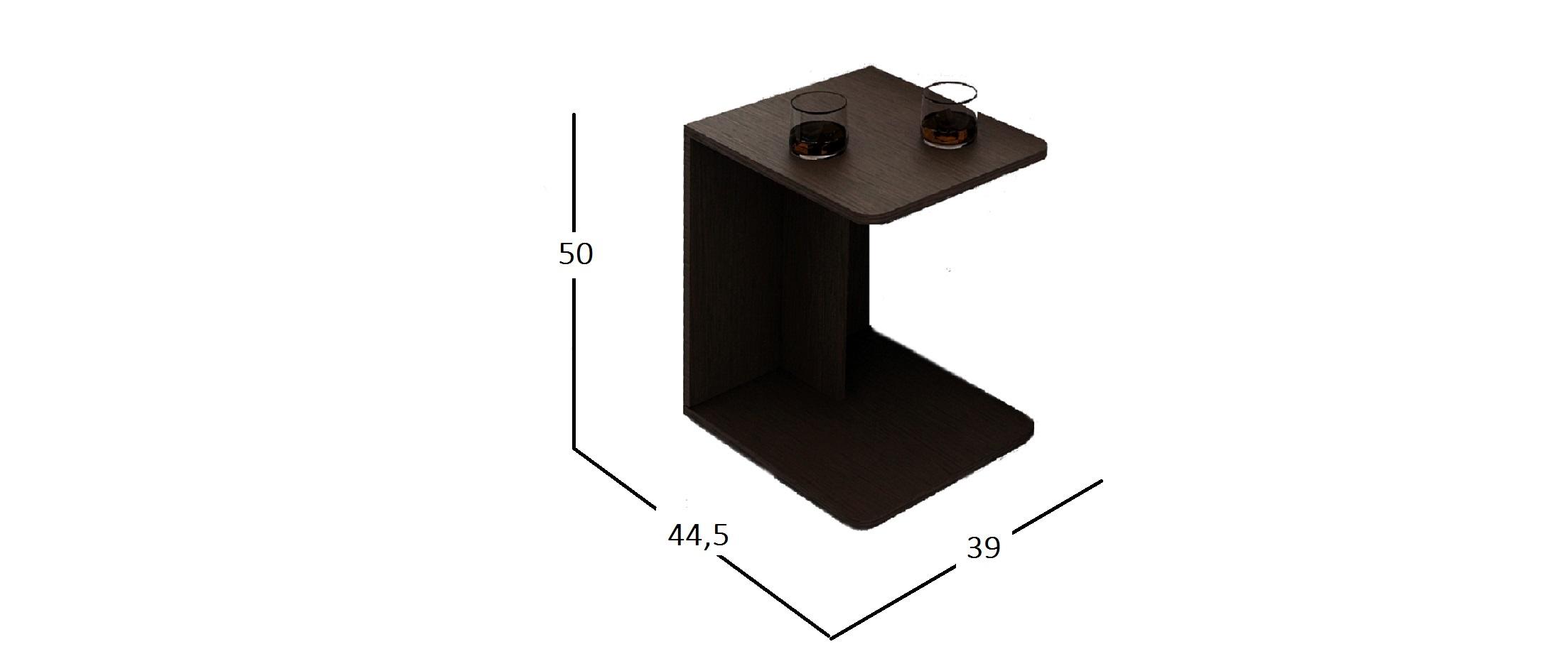 Журнальный стол Арто-25 Модель 800
